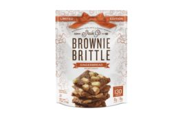 Brownie Brittle Releases Limited Edition Holiday Flavors