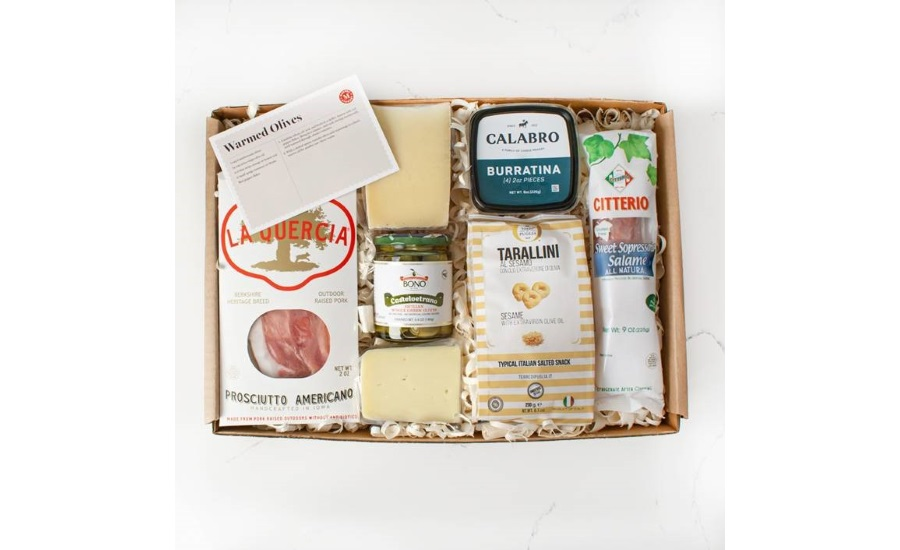 Innovative Food Holdings Partners With Marquee Brands and Martha Stewart on Launch of New Line of Specialty Food Gifts