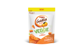 Goldfish Veggie crackers