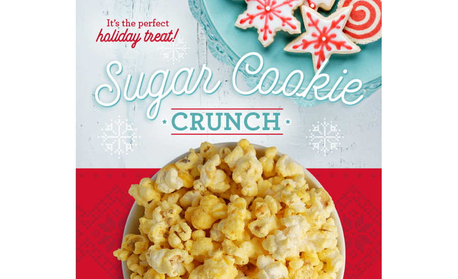 Doc Popcorn Introduces New Flavor: Sugar Cookie Crunch