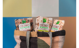 Coconut Power Crunch -- NUCOs Innovative Answer to Plant Powered Snacking