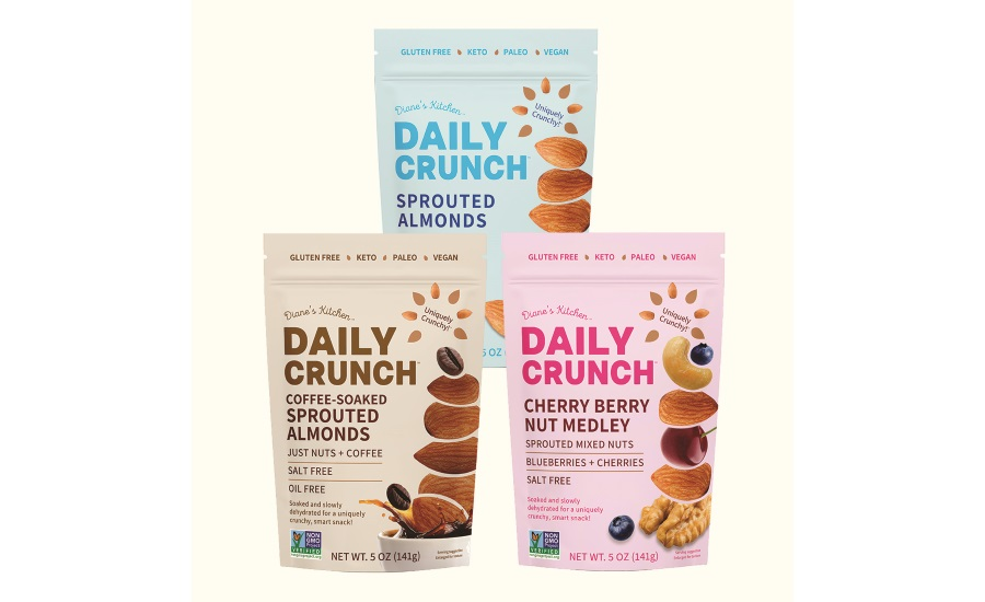Daily Crunch sprouted nuts
