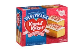 Tastykake Valentines Day cakes