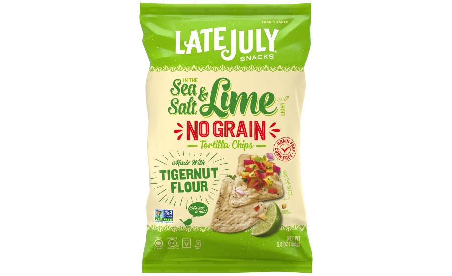 Late July No Grain tortilla chips