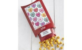 The Popcorn Factory Valentines Day popcorn