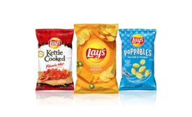 Lays new spicy flavors