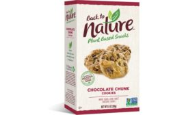 Back to Nature rebranded packaging