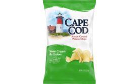 Cape Cod Sour Cream & Onion chips