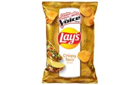 "Lays Partners With NBCS ""The Voice"" And Coach John Legend To Debut Team Of Flavors Sure To Make Chairs Turn"