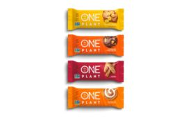ONE Brands Churro and Carrot Cake flavored protein bars