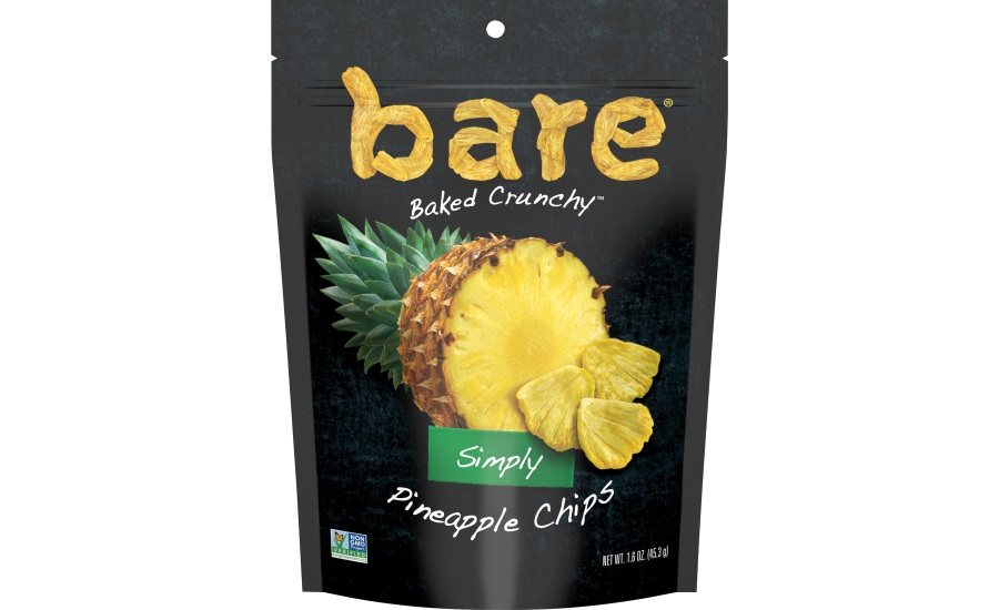 Bare Snacks pineapple chips