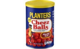 PLANTERS Cheez Balls new flavors
