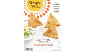 Simple Mills Veggie Pita Crackers