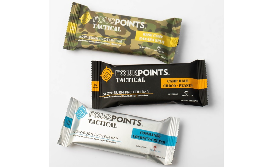 Fourpoints® Tactical Line made with California Prunes