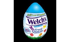 Welchs Fruit Snacks Easter Egg