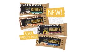 Rowdy bars variety pack new