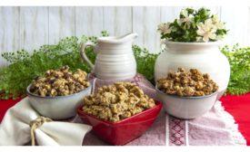 Lehi Valley Trading Company launches three grain-free granola varieties