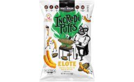 Incredipuffs Elote flavor The Snack Brigade