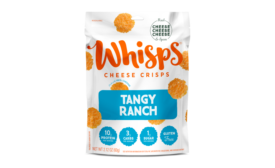 Whisps Tangy Ranch cheese crisps