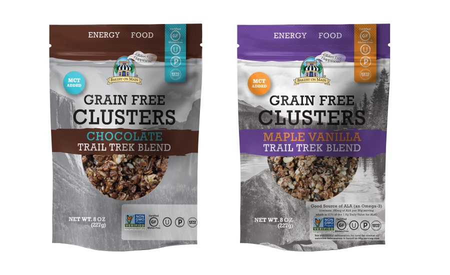Bakery On Main Introduces New Grain Free Clusters Snack Line