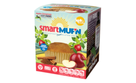 Smart Baking Company debuts new Smartmufn flavor to support immune health