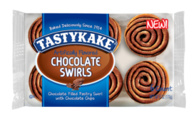 Tastykake Chocolate Swirls