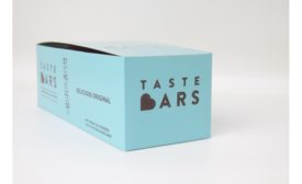 TasteBars sugar-free bars