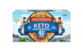 Birch Benders Keto Toaster Waffles