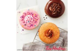 Tim Hortons launches handcrafted Dream Donuts featuring new OREO Cookie Dream Donut