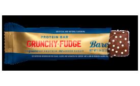 Barebells Protein Bars introduces Crunchy Fudge Bars