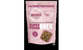 NUTSÓLA new superfood mix flavor, Cherry Max