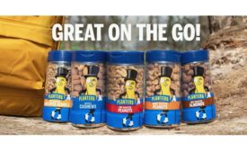 Dont Stop, Just Pop with PLANTERS all-new Pop & Pour nuts