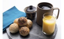 Bantam Bagels now available nationwide in foodservice