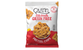 Quinn Snacks Grain-Free Pretzel Chips