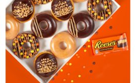 Krispy Kreme is bringing back the last three years of Reeses Doughnuts for a limited time, and one will remain forever