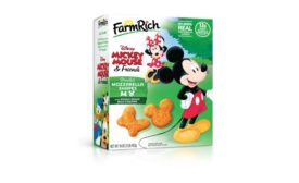 Farm Rich Disney Mickey Mouse & Friends Mozzarella Shapes