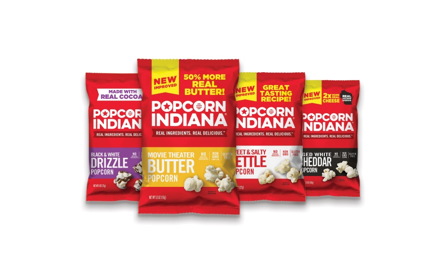 Popcorn Indiana launches four new flavors of popcorn
