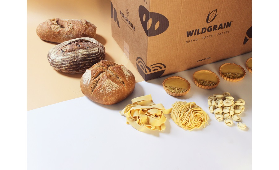 First direct-to-consumer, ready-to-bake sourdough and artisanal bread box available for subscription