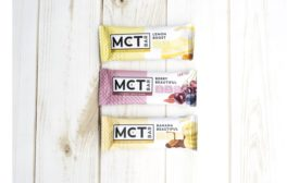 MCTco launches three new flavors of Keto superfood snack bars