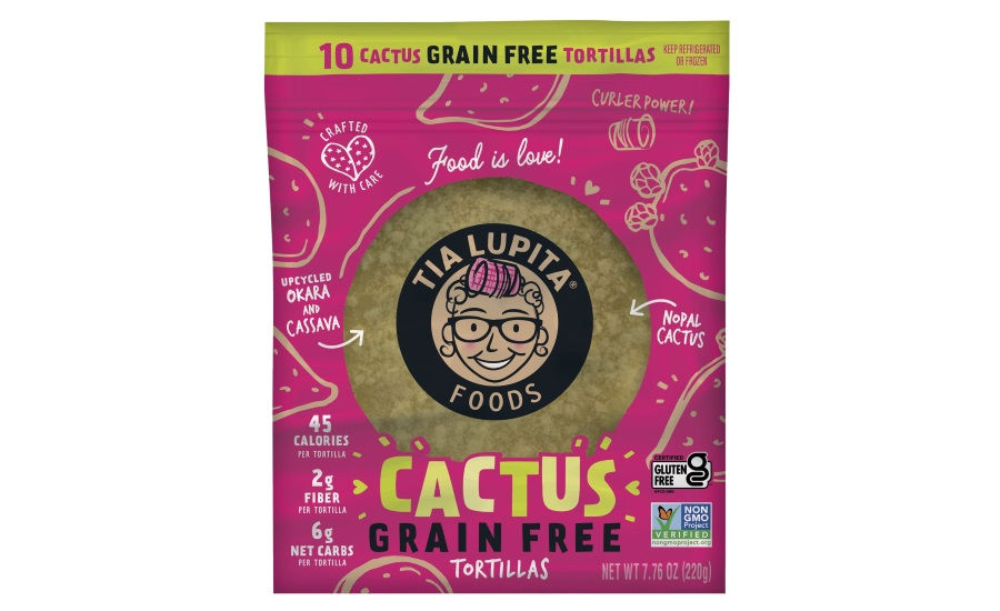 Tia Lupita releases first upcycled tortilla, expands grain-free product line