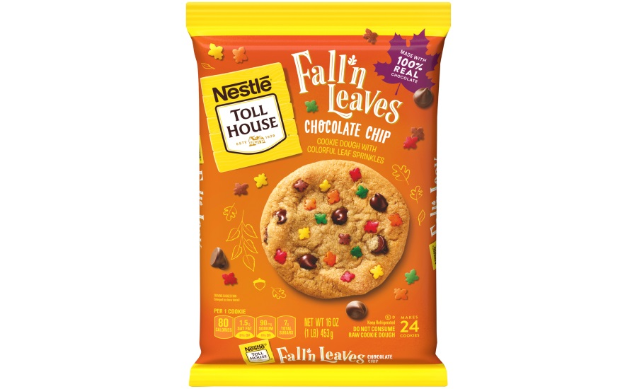 Nestlé Toll House brings back fall baking favorites