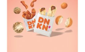 Dunkins fall menu arrives August 19