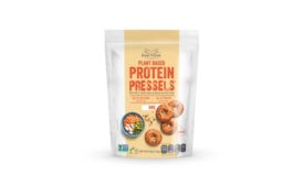 Dream Pretzels launches new plant-based Protein Pressels
