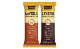 RXBAR Layers: When the best of nut butters and protein bars collide