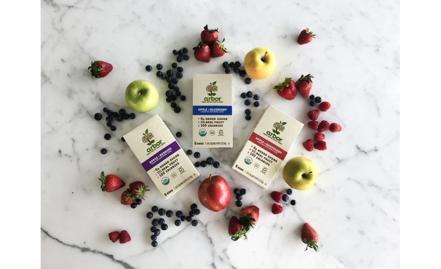 SunOpta enters bar category with launch of branded organic fruit bar called arbor Bar