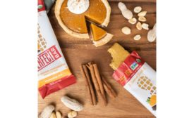 Perfect Snacks Pumpkin Pie bar