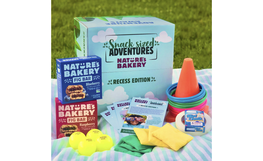 Natures Bakery lends parents a helping hand with snack-sized adventures: Recess Edition