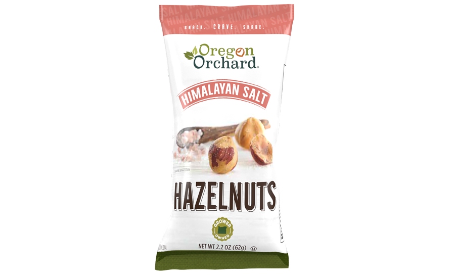 HGOs Oregon Orchard new single-serve snacks