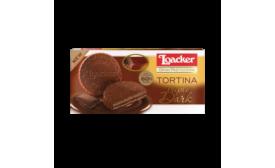 Loacker Gran Pasticceria Tortina Triple Dark wafers