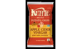 Kettle Brand Limited Batch Apple Cider Vinegar Chips